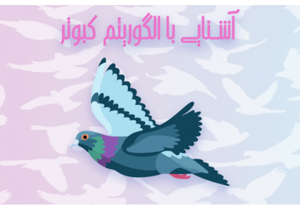 آشنایی با الگوریتم کبوتر